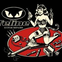 Feline Guitars Logo