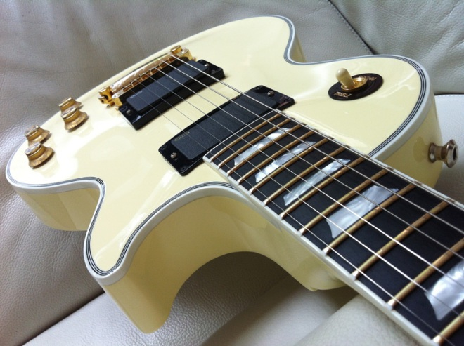 Gibson Billy Morrison Les Paul beauty 1584