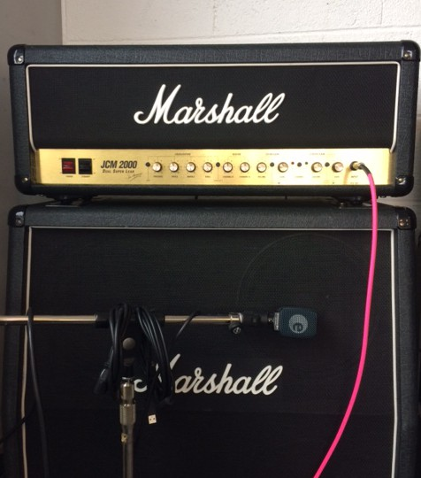 Marshall JCM2000 DSL100 head