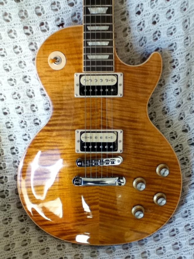 Gibson Les Paul Appetite