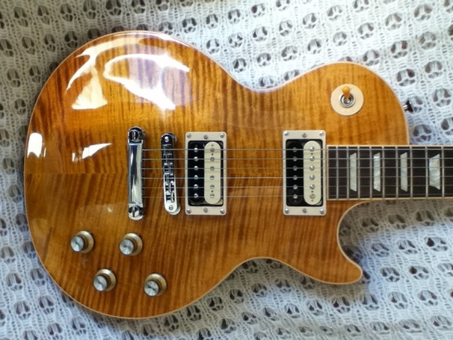 Gibson Slash Appetite Les Paul 2010