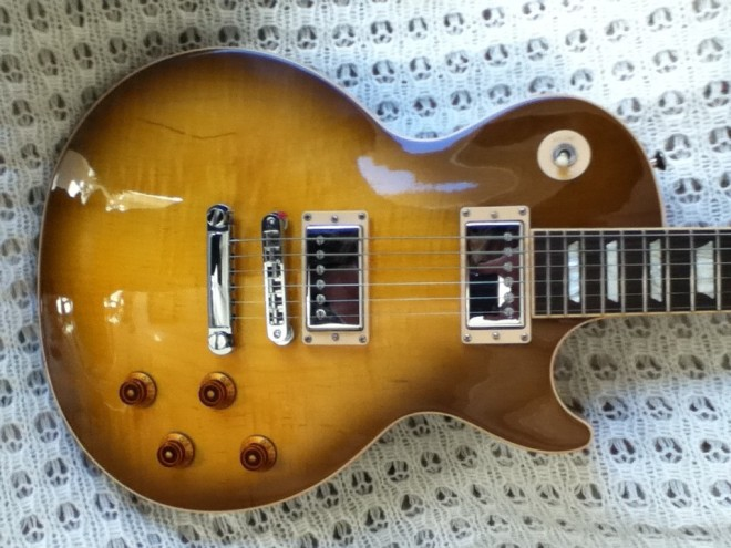 Gibson Les Paul 2008 Honeyburst