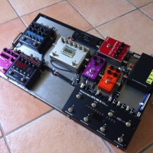 Pedalboard TrailerTrash 2011-2012
