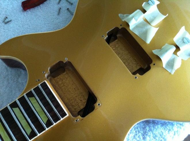 Gibson Les Paul Classic goldtop