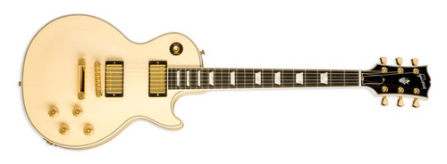 GOTW 39 Les Paul Classic Custom Creme