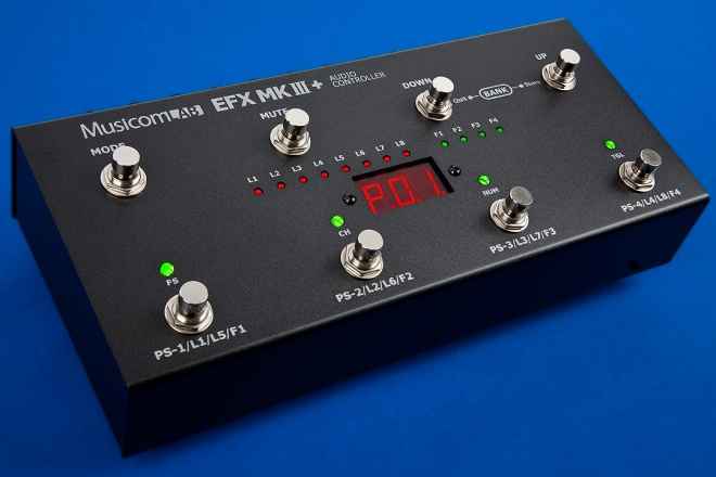 Musicomlab EFX mkIII