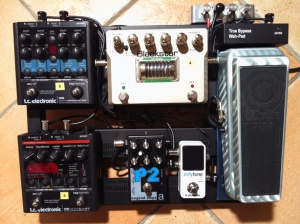 Pedaltrain Junior