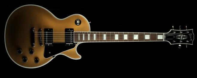 Gibson Les Paul Classic Custom Goldtop