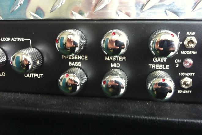 Dual Rec Modern Ch3 settings