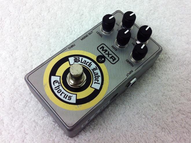 Dunlop Zakk Wylde Chorus pedal