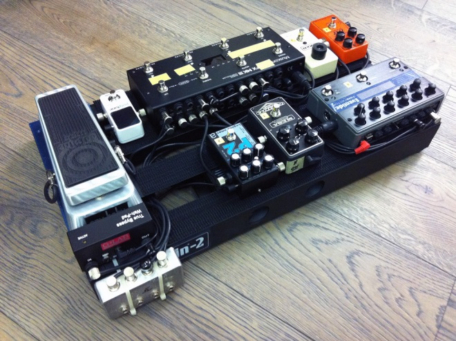 Pedaltrain 2 2013 - version 2