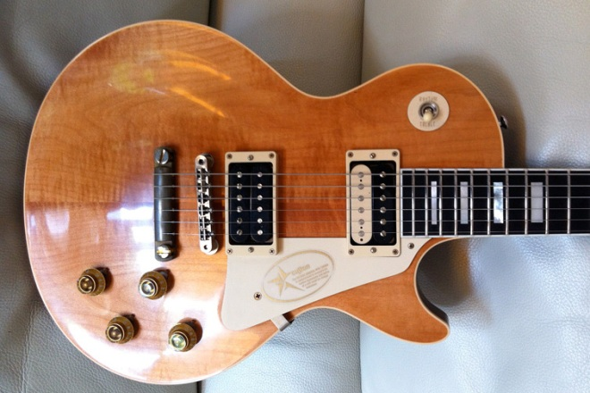 Marc Bolan Les Paul VOS Body
